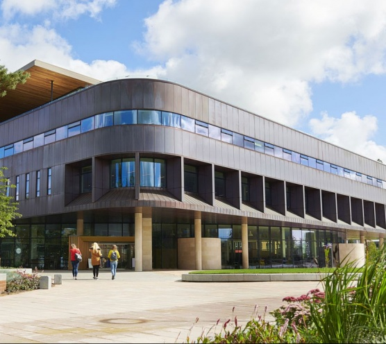Edge Hill Catalyst Building