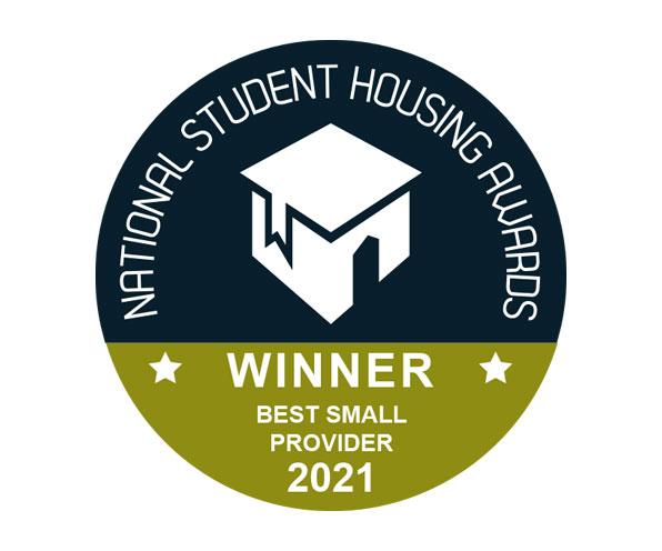 National Student Housing Award 2021 - McComb Students