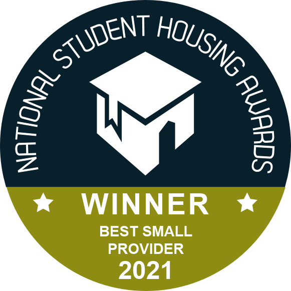 National Student Housing Awards Best Small Provider 2021
